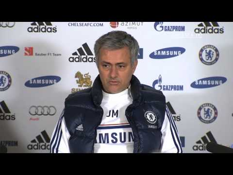 Manager's Press Conference: Mourinho on Spurs