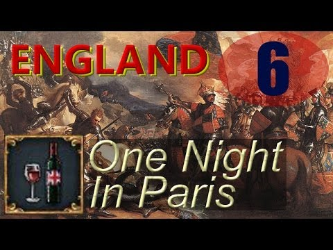 England 6 One Night In Paris Achievement Europa Universalis 4