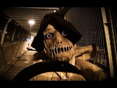 Pegadinha Espantalho Macabro - Evil Scarecrow Prank