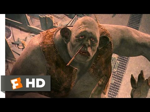 Harry Potter and the Sorcerer's Stone (3/5) Movie CLIP - Toilet Troll (2001) HD,