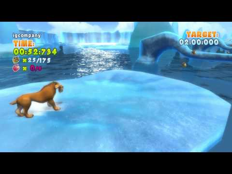 Ice Age 4 Continental Drift Gameplay Event 7 HD