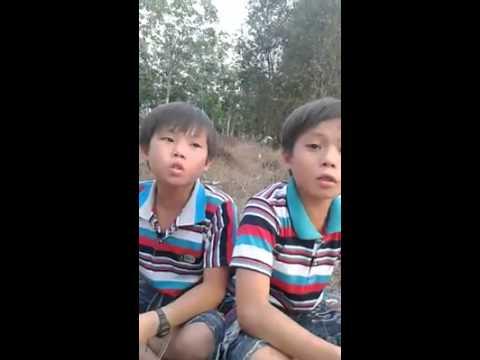 Nơi ấy con Tìm Về - Hót Boy Song Sinh hát cực hay
