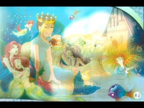 Cuentos Infantiles - Películas - Ali y La Sirena del Lago Azul - (www.karinsolidoro.com)