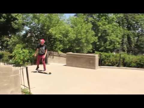 Bridging the Gap - Longboard Dancing