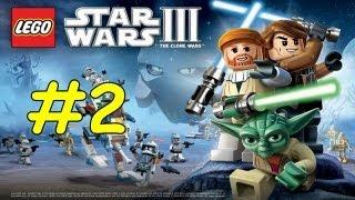 Lego Star Wars 3 The Clone Wars Walkthrough Asajj