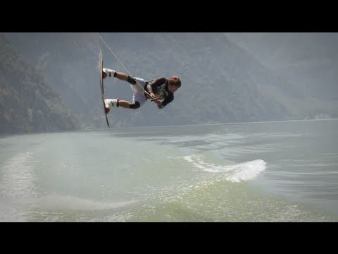 On The Loose - Training and Wakeboarding in Austria - Episode 15