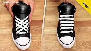 5 maneras de utilizar tus cordones