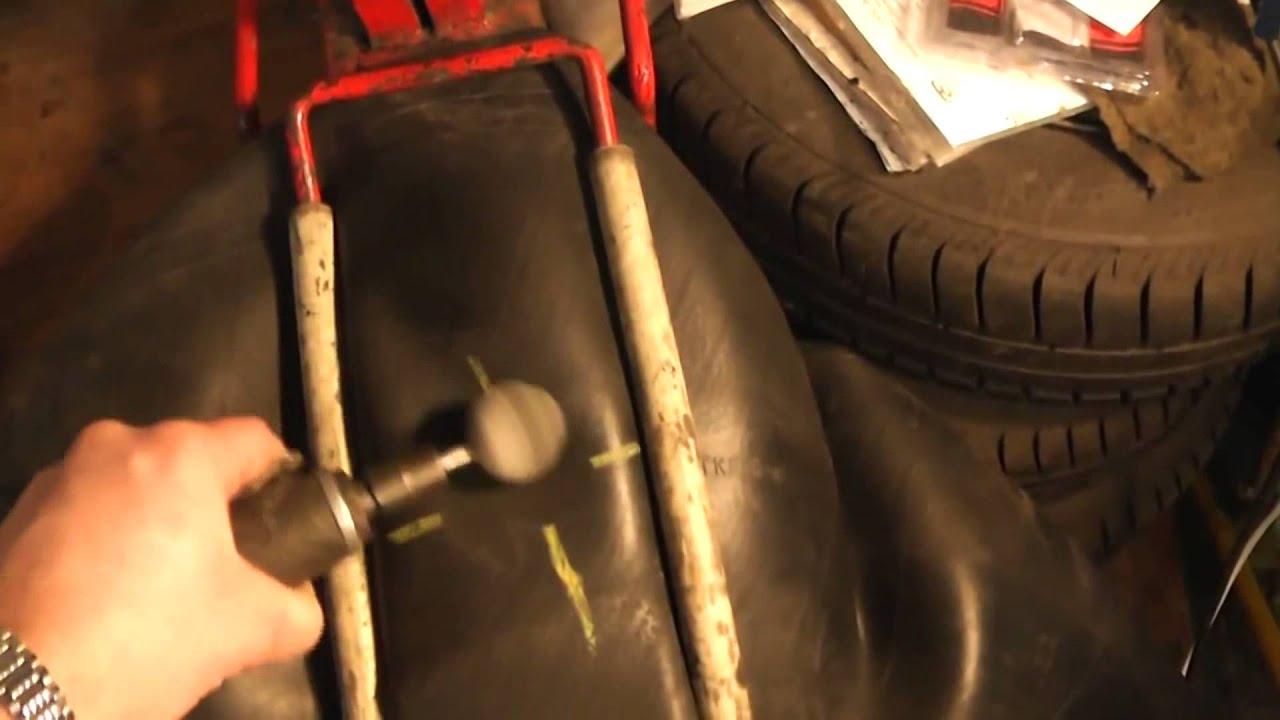 Ремонт автомобильной камеры как заклеить автомобильную камеру