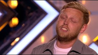 Gary Barker: Judges Ask Him to Sing Another Song, Then... WOW!! The X Factor UK 2017