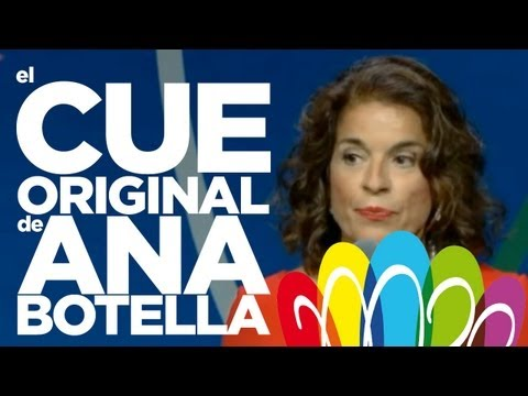 Thumbnail of video El Cue Original de Ana Botella. LITERAL (Audio original)