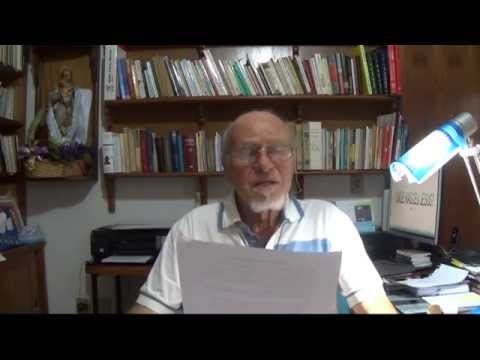 Mensagem de Natal 2014 - Padre Sometti