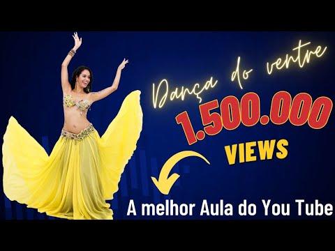 Curso de dança do ventre online 1º aula do iniciante