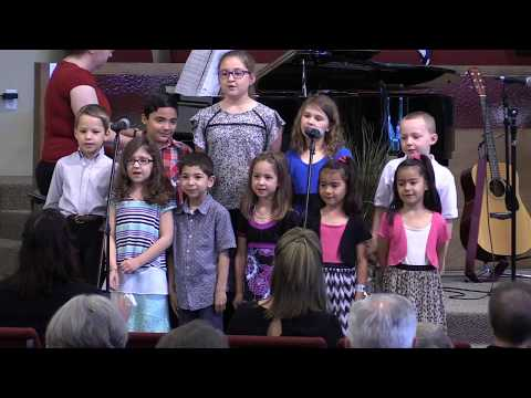 Jesus Loves Me - Lighthouse Baptist Church Children's Choir