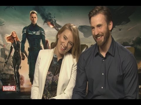 Captain America interview: Scarlett Johansson wants to keep Samuel L Jackson as a pet