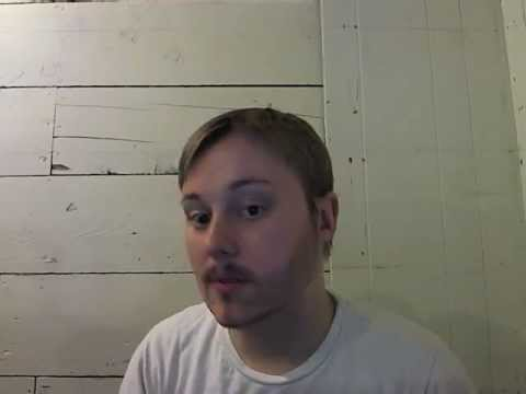Drag King Facial Hair Tutorial