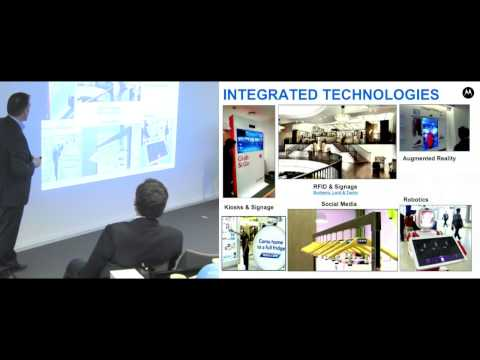Motorola Solutions - Retail solutions for a digital retail world? - eRetail 2014