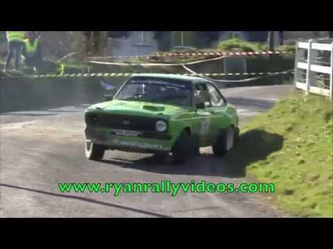 West Cork Rally 2014 Crashes and Action(Ryan Rally Videos)