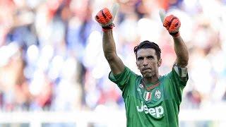 È Buffon l'MVP di settembre - Buffon voted MVP for September