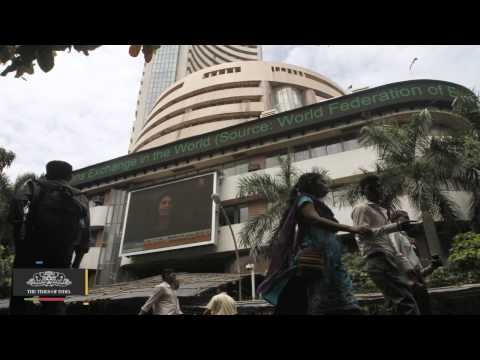 Infra Stocks Rally, Sensex Ends 321pts Up - TOI