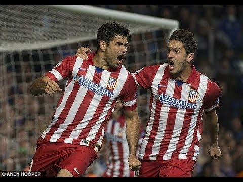 Chelsea vs Atletico Madrid 1-3 All Goals & Highlights 30/04/2014 HD