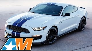 Hot Lap: World Reveal Of 2016 Shelby GT350