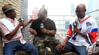 K-Ci & JoJo Talk Their Start, Getting Set Up On Martin & More