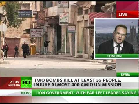 'Syria messy civil war distorted by Annan plan'