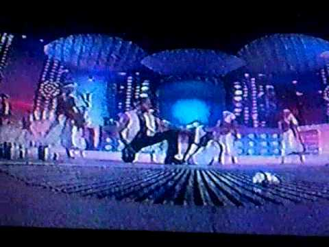 SANSUI AWARDS DANCE WITH PRABHU DEVA.(JOEL,PUNEET)