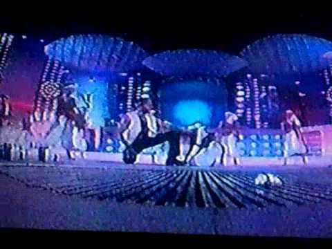 SANSUI AWARDS DANCE WITH PRABHU DEVA.(JOEL,PUNEET)