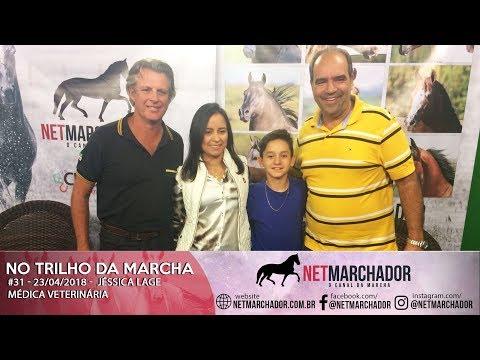 #31 - NO TRILHO DA MARCHA - 23/04/2018 COM JÉSSICA LAGE - MANGALARGA MARCHADOR