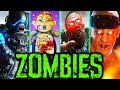 ALL EXO ZOMBIES EASTER EGGS!!! // EASTER EGG MARATHON! // CALL OF DUTY ZOMBIES!