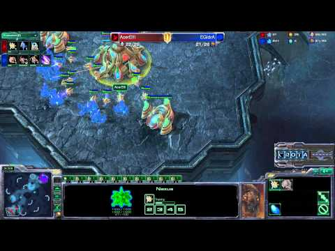 Elfi (P) vs Idra (Z) - G4 - SC1015 - StarCraft Commentary