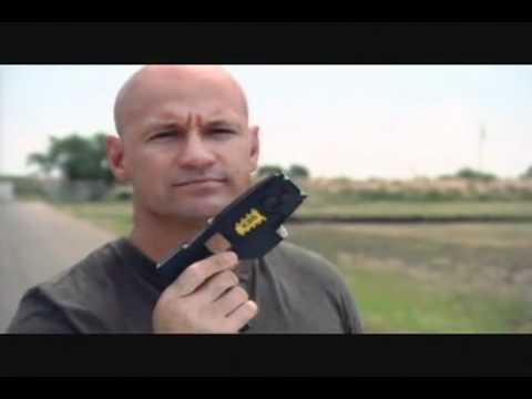 Future Weapons: Taser gun