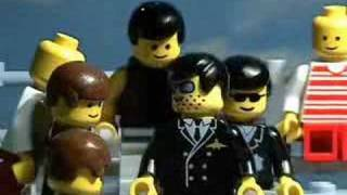 Grease: Summer Nights in Lego