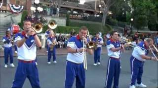 Disneyland Marching Band Tribute to Michael Jackson