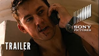 White House Down 4 Minute Trailer In Theaters JUNE