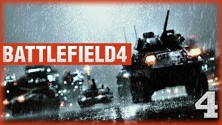 Battlefield 4. Серия 4: Трое в танке, не считая китаянки.