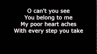 The Police Every Breath You Take Lyrics