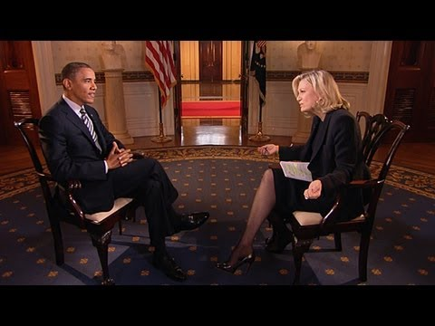 President Obama Post-Debate Interview with Diane Sawyer (10/2012): Crossroads of Campaign?