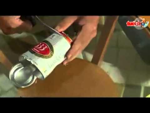 video clip Tự chế thiết bị làm tăng sóng wifi
