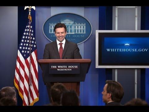7/1/14: White House Press Briefing