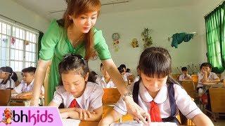 Thầy Cô Là Tất Cả - Bé Bình Đông | MV Nhạc Thiếu Nhi Hay