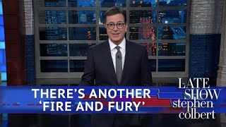 People Keep Buying The Wrong 'Fire And Fury' Book