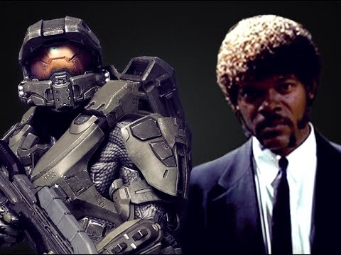 Samuel L. Jackson As Master Chief