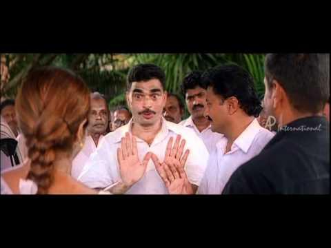Dhool - Vikram meets Sayaji Shindey