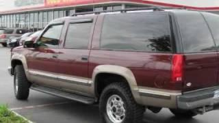 2009 Chevrolet 2500 Suburban 4x4 used suv truck for sale in michigan videos