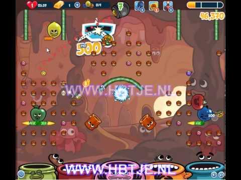 Papa Pear Saga level 220