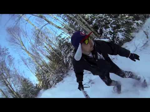 Snowskate Rawrun with Alex Mof