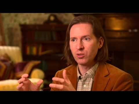 The Grand Budapest Hotel: Director Wes Anderson On Set Movie Interview Part 2 of 2