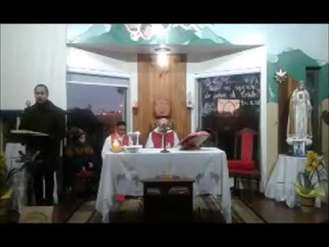 Santa Missa | 24.08.2020 | Segunda-feira | Padre José Sometti | ANSPAZ